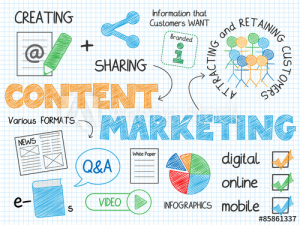 Build Your Reputation - Content Marketing