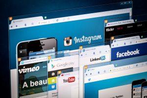 Social-network-homepage