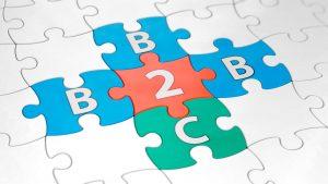 B2B, B2C, Business